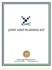Joint Asset Planning Kit